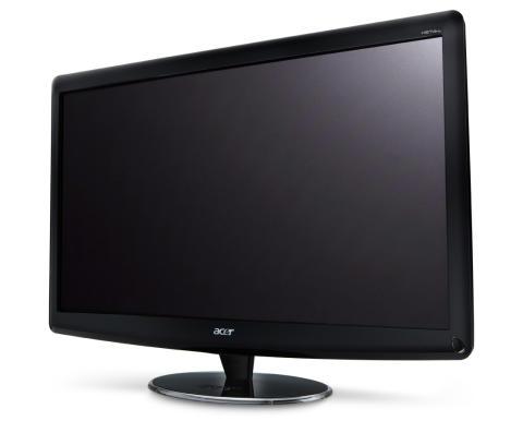 Acer HN274 – 27-tums FHD 3D LED-skärm med stöd för NVIDIAS 3D LIGHTBOOST-teknik