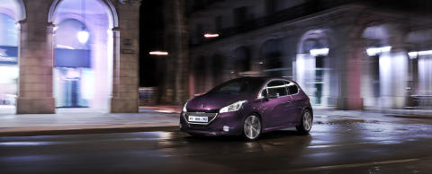 Peugeot 208 XY – exklusiv och urban småbil