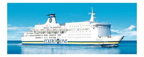 Eckerö Line uudistaa m/s Nordlandiaa, aikatauluja ja varausjärjestelmän