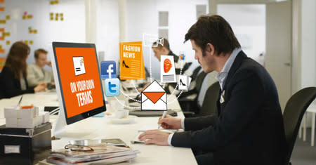 Finn dine nyheter - den sosiale journalisten