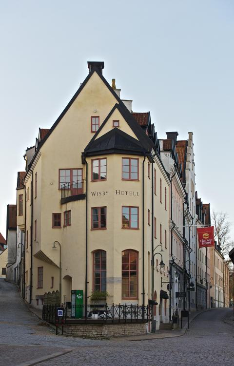 Clarion Hotel Wisby storsatsar på Gotland