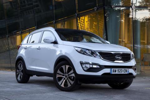 Kia Motors ökar produktionen