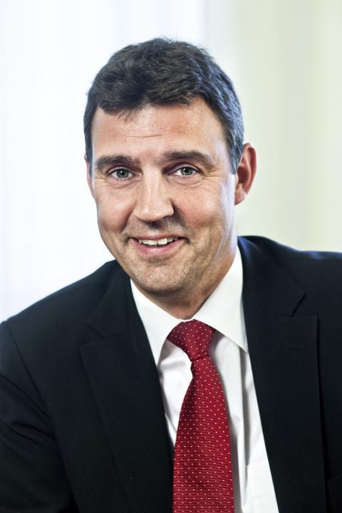 Ulf Larsson – ny styrelseordförande i Skogsindustrierna