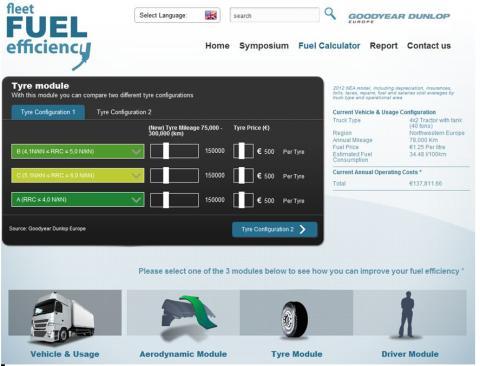 Version 2.0 av bränslekalkylatorn hjälper åkerier att minska bränslekostnaderna och CO2-utsläppen ännu mer