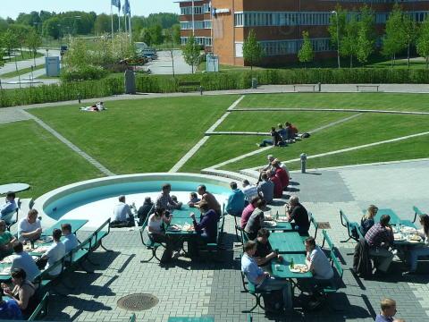 Nyheter från Mjärdevi Science Park vecka 18