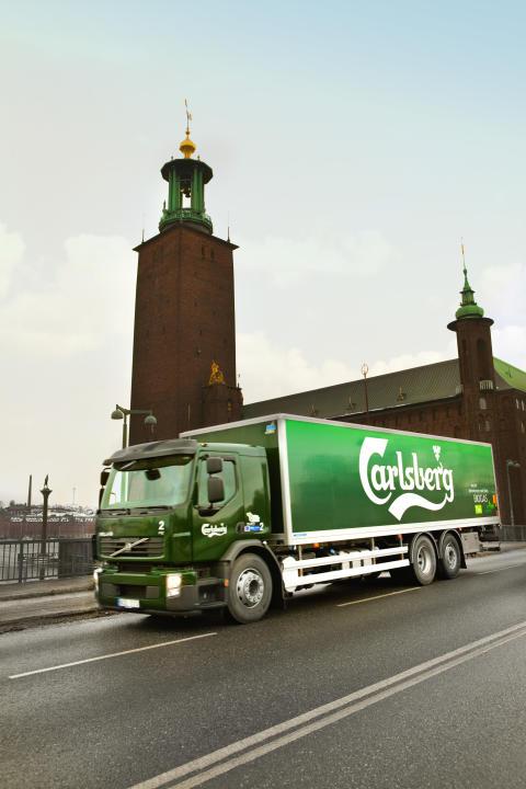 Altia och Carlsberg utökar transportssamarbetet och tecknar treårigt avtal  2013-03-25