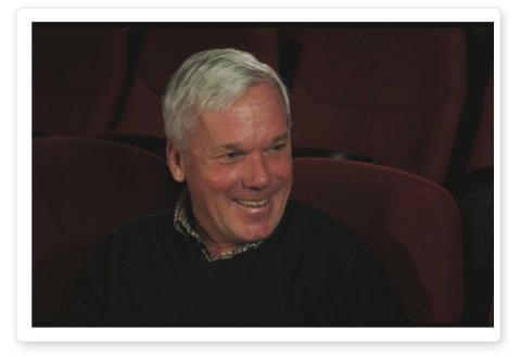 Kjell Sundvall i exklusiv intervjufilm i samarbete med SF och SF Anytime.