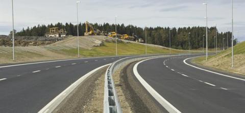 Veidekke skrev E18-kontrakt i Vestfold