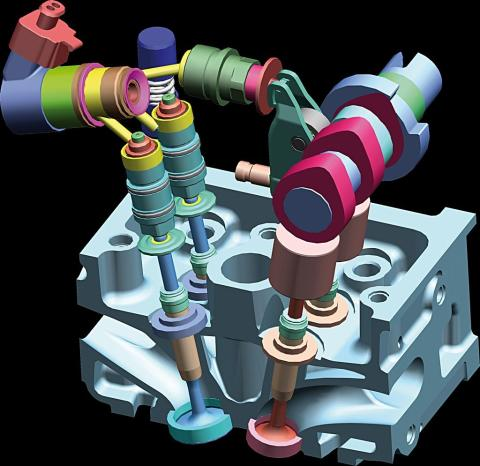Multiair ny banbrytande motorteknologi från Fiat Powertrain Technologies