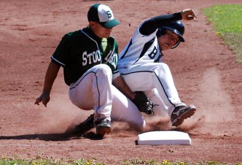 Baseboll: Semifinallagen klara i SM-slutspelet