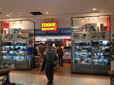 Teknikmagasinet öppnar ny butik i Mörby centrum!