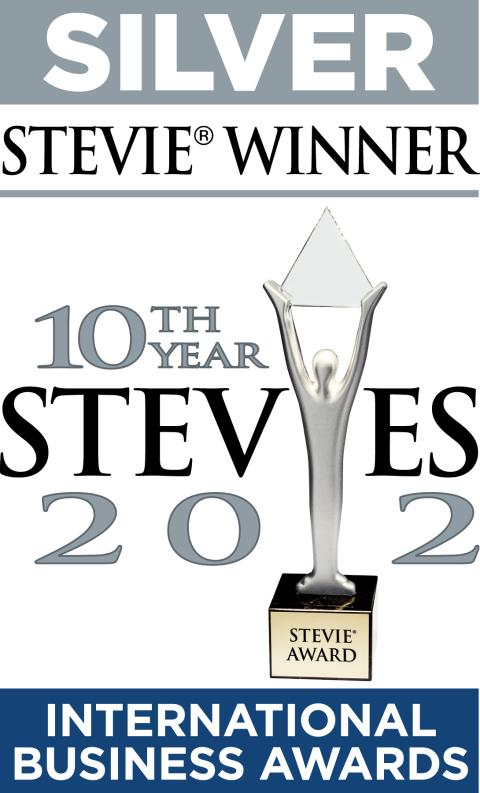 "Plantagon wins 2012 Silver Stevie Award for ""Most Innovative Company of the Year in Europe"""