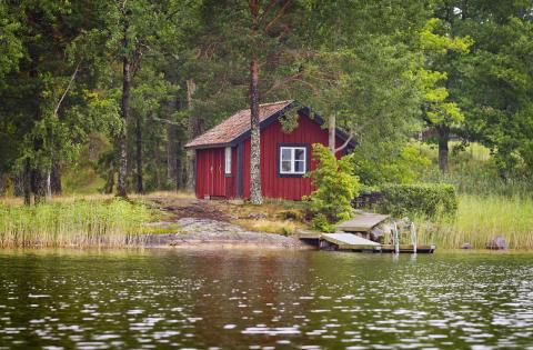Fritidshusbarometern: Färre hus till salu i Jönköping