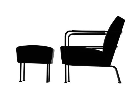 Cinema Easy Chair Silouette