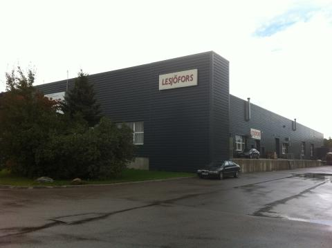 "Lesjöfors Latvia awarded with ""Gazele 2013"" for fast growth"