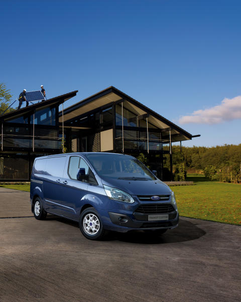 FORD TRANSIT CUSTOM 2012 - 1