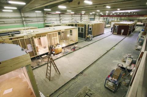 TMF kommenterar Regeringens satsning på byggandet: Ett trött slag i luften för ökat byggande.
