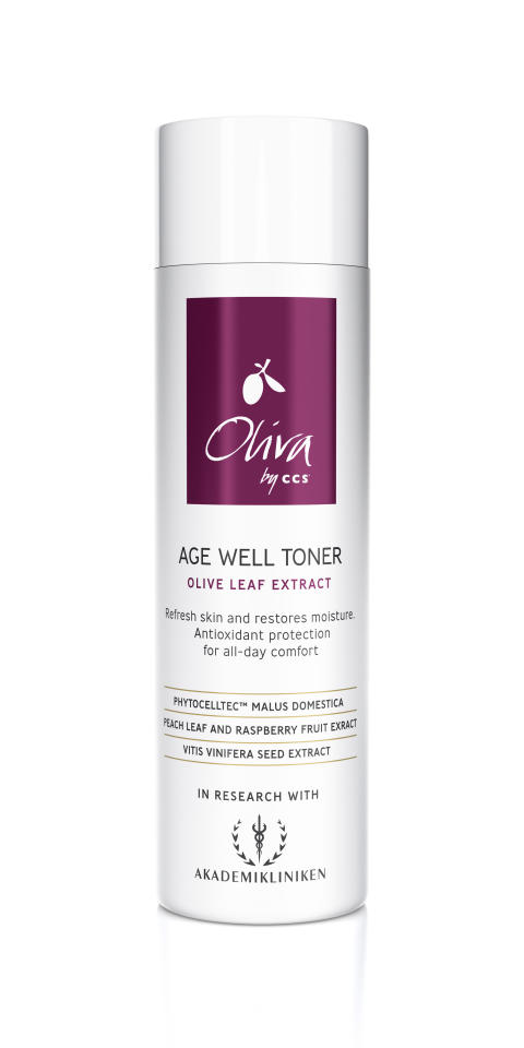 Oliva by CCS Age Well Toner