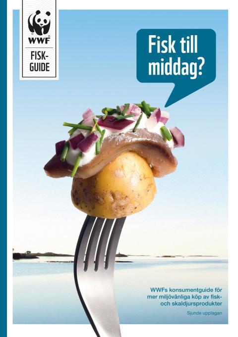 """Findus välkomnar WWF's publicering av sjunde upplagan av """"Fisk till Middag?"""""""
