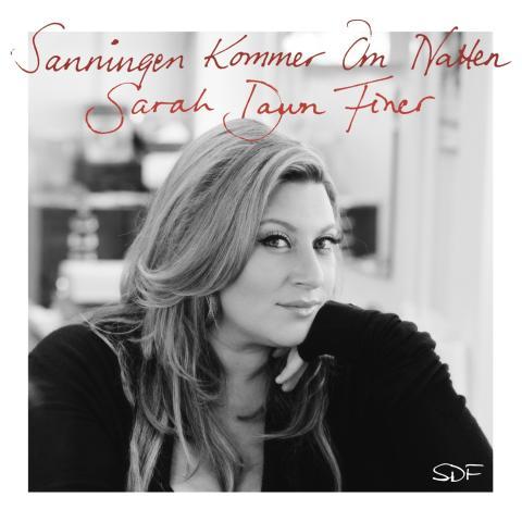 """Sarah Dawn Finer - """"Sanningen kommer om natten"""" (10:e oktober) blev titeln efter nattliga mail!"""