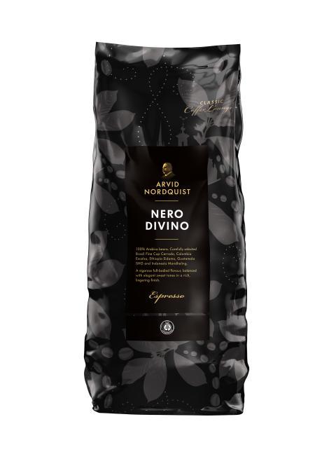 Classic Espresso Nero Divino - för professionellt bruk