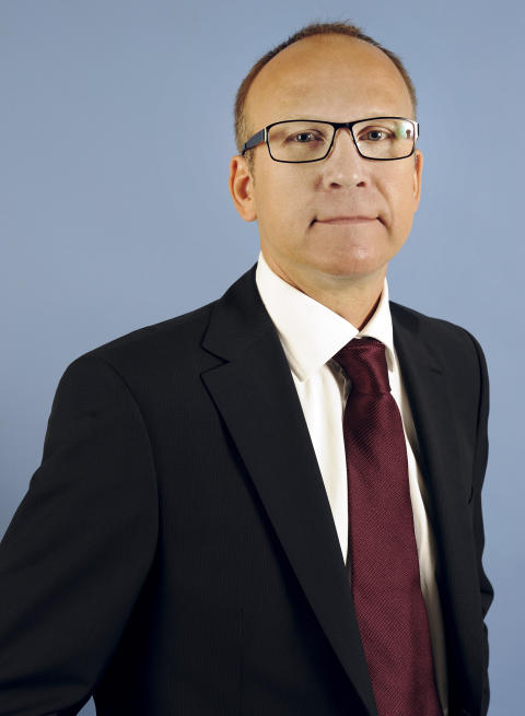 Mikael Själin, Medical Affairs Director