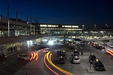 Arlandas miljösatsning på smartare belysning sparar en halv miljon per år