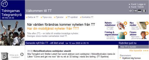 TT först med betalkanal på Mynewsdesk