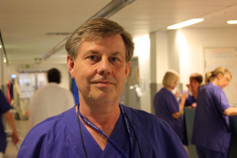 Bristen på organdonatorer uppmärksammades i Sveriges Radio