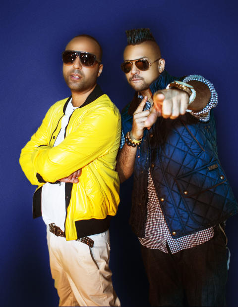Arash och Sean Paul - en succékombination!