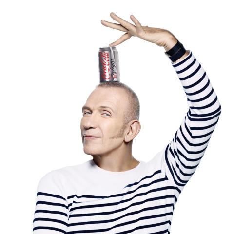 Jean Paul Gaultier og Coca-Cola light lanserer eksklusiv kolleksjon