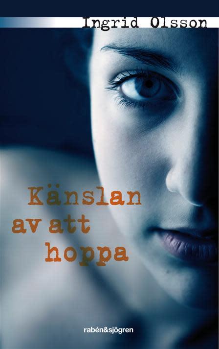 """Släppfest för Ingrid Olssons """"Känslan av att hoppa"""" 17:e september"""