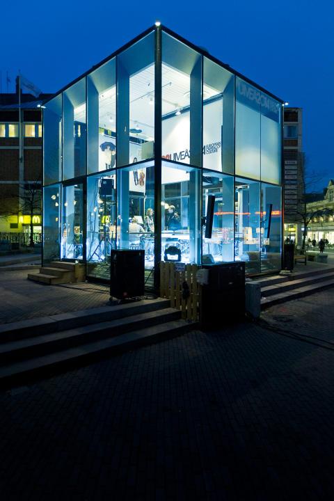 Kooperationsvecka i Glashuset