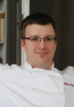 Ny köksmästare på Villa Aske