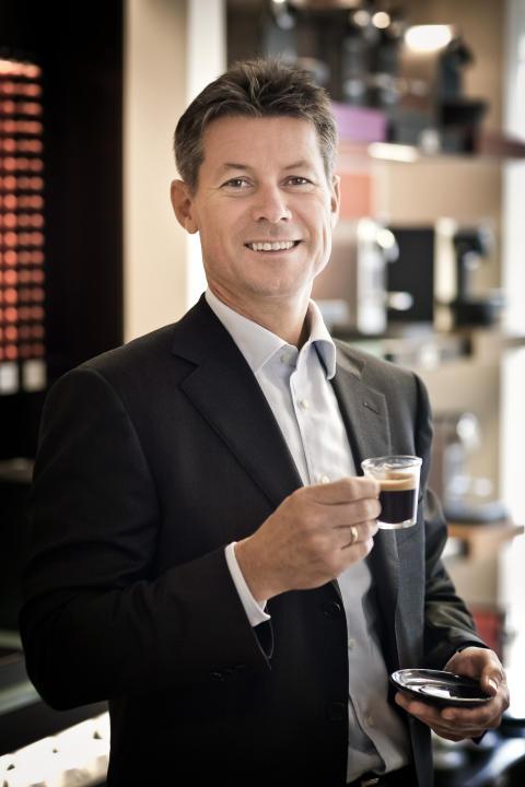 Nespresso åpner egen butikk i Stavanger