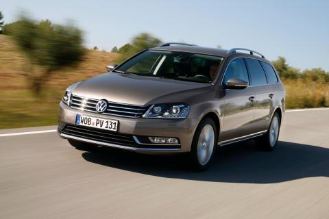 Volkswagen på vinnarlista över säkra bilar med låg miljöpåverkan