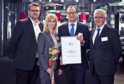 Årets Employer Branding företag 2012: Toyota Material Handling Europe