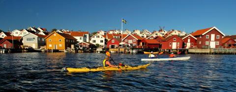 Antalet gästnätter i Västsverige ökade första kvartalet 2012