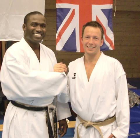 En av verdens beste karateutøver engasjert som trener i Norge