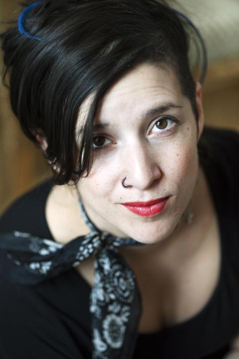 Folkoperans konstnärliga chef Mellika Melouani Melani