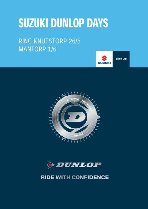 Suzuki Dunlop Days