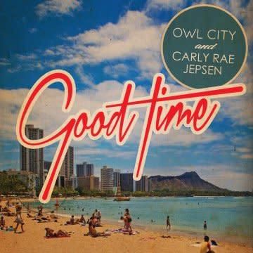"Team Owl City/Carly Rae Jepsen släpper nya singeln ""Good Time"" idag"