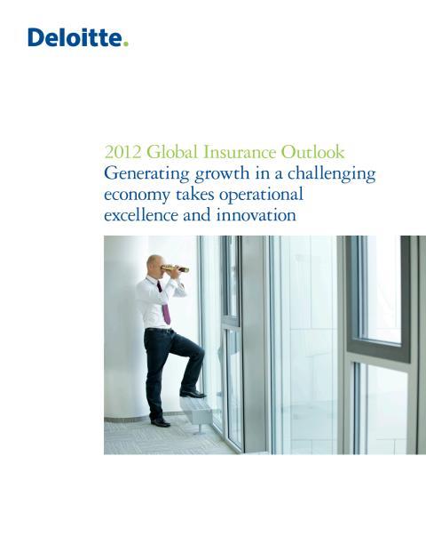 Global Insurance Outlook 2012