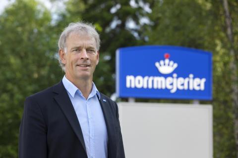 Bo Rasmussen, vd Norrmejerier Ek. för.