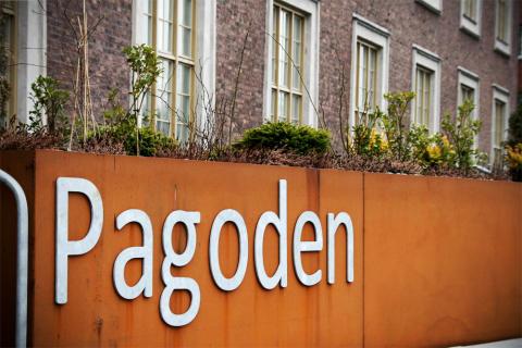 HaV:s flytt till Pagoden