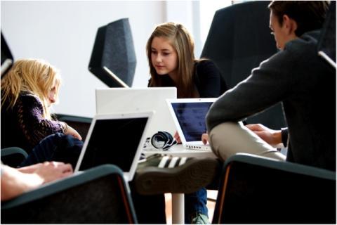 Kreativ teknikanvändning ger nöjdare elever