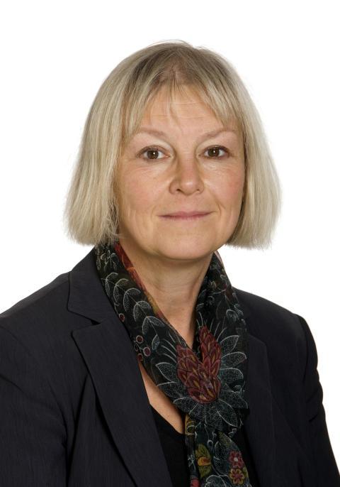 Överläkare Annika Rosengren.