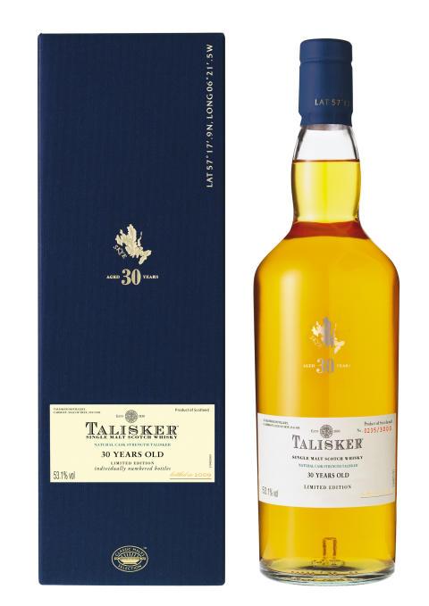 Talisker 30yo Special Release 2009