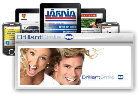 Om mobil E-handel, IPhone, Android – BrilliantSmile.