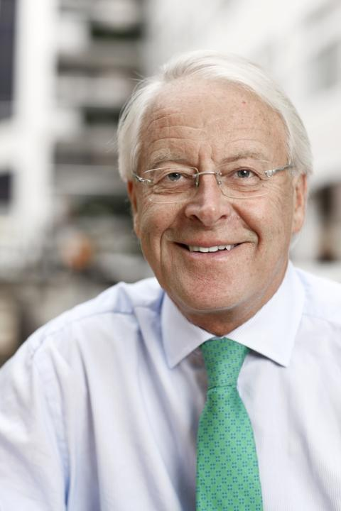 Claes de Neergaard ny styrelseordförande i CONNECT Sverige